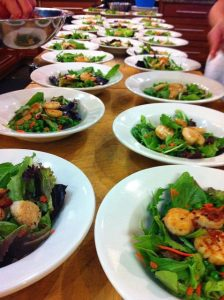 scallop-salad-lined-up